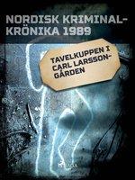 Tavelkuppen i Carl Larsson-gården - Diverse