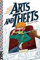 Arts and Thefts - Allison K. Hymas