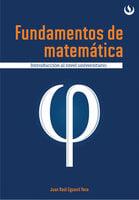 Fundamentos de matemática - Juan Egoavil Vera