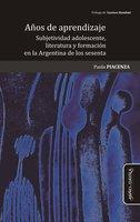 Años de aprendizaje - Paola Piacenza