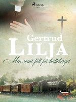 Men somt föll på hälleberget - Gertrud Lilja