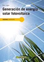 Generación de energía solar fotovoltaica - Luis Jutglar Banyeras