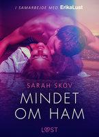 Mindet om ham - Sarah Skov