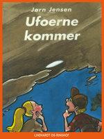 Ufoerne kommer - Jørn Jensen