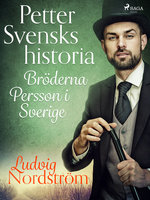 Petter Svensks historia: Bröderna Persson i Sverige - Ludvig Nordström