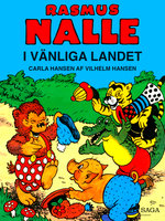 Rasmus Nalle i vänliga landet - Carla Hansen,Vilhelm Hansen