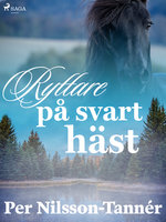 Ryttare på svart häst - Per Nilsson Tannér
