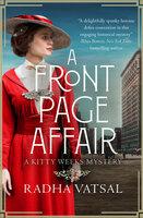 A Front Page Affair - Radha Vatsal