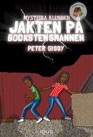 Jakten på Bockstensmannen - Peter Gissy