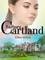 Głos serca - Barbara Cartland