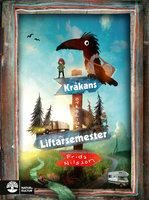 Kråkans otroliga liftarsemester - Frida Nilsson
