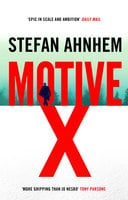 Motive X - Stefan Ahnhem