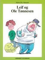 Leif og Ole Tønnesen - Hans Christian Hansen