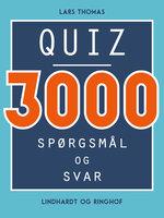 Quiz - 3000 spørgsmål og svar - Lars Thomas
