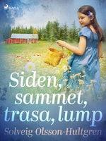 Siden, sammet, trasa, lump - Solveig Olsson Hultgren