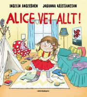Alice vet allt - Ingelin Angerborn