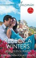 Gemelos en su puerta - Embarazada por accidente - Rebecca Winters