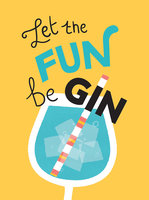 Let the Fun BeGIN: Recipes, Quotes and Statements for Gin Lovers - Summersdale Publishers