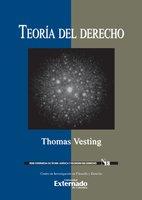 Teoría del derecho - Thomas Vesting