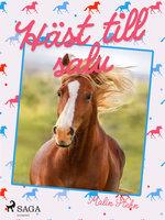 Häst till salu - Malin Stehn