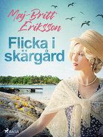 Flicka i skärgård - Maj-Britt Eriksson