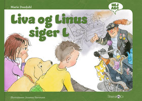 Liva og Linus siger L - Marie Duedahl