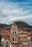 Desarrollo local y territorial - Alain Jordá