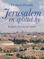 Jerusalem - en splittet by. Religion, historie og samtid - Herbert Pundik