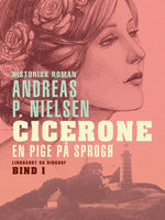 Cicerone. En pige på Sprogø - Andreas P. Nielsen