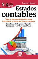 GuíaBurros Estados contables - Josu Imanol Delgado y Ugarte, Enrique Sacalxot Mejía