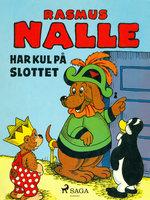Rasmus Nalle har kul på slottet - Carla Hansen,Vilhelm Hansen
