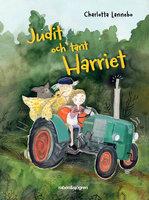 Judit och tant Harriet - Charlotta Lannebo