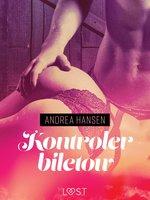 Kontroler biletów - opowiadanie erotyczne - Andrea Hansen