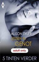 Lessen in genot - Alison Tyler