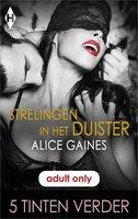 Strelingen in het duister - Alice Gaines