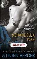 Schandelijk plan - Alison Richardson