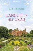 Languit in het gras - Kat French