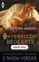 Onverhulde begeerte - Victoria Janssen