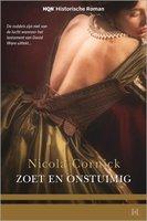 Zoet en onstuimig - Nicola Cornick