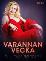 Varannan vecka - erotisk novell - B.J. Hermansson