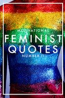 Motivational Feminist Quotes 2 - Nicotext Publishing