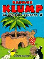 Rasmus Klump på Robinson Crusoes ø - Carla Og Vilhelm Hansen
