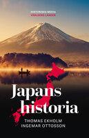 Japans historia - Thomas Ekholm,Ingemar Ottosson