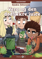 Vera og den dødlækre juice - Sandra Schwartz