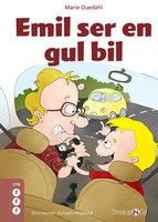 Emil ser en gul bil - Marie Duedahl
