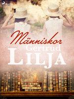 Människor - Gertrud Lilja