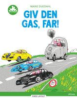 Giv den gas, far!, Grøn Læseklub - Marie Duedahl