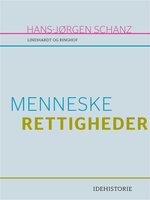 Menneskerettigheder - Hans-Jørgen Schanz