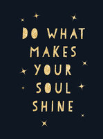Do What Makes Your Soul Shine - Summersdale Publishers