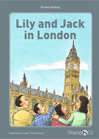 Lily and Jack in London - Kirsten Ahlburg